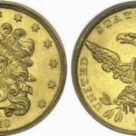 1838 Half Eagle