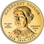 margaret taylor gold coin