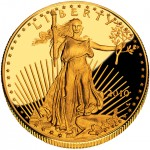2010 Proof Gold Eagle