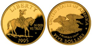 gettysburg national military park gold coin