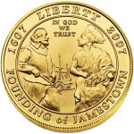 commemorative gold coin