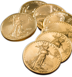 gold coins investments