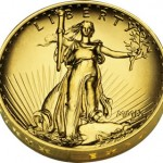saint gaudnes gold coin