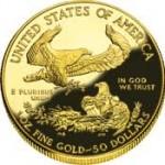 amercian gold eagle